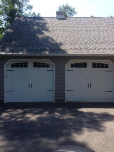 Timberlane Installed Garage Doors