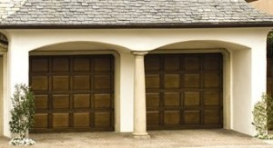 Wayne Dalton Wood Garage Door 300 Series