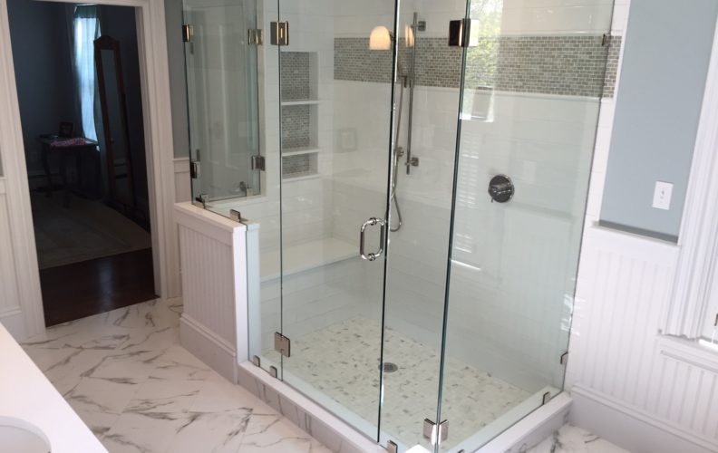 Custom Shower and Tub Enclosures