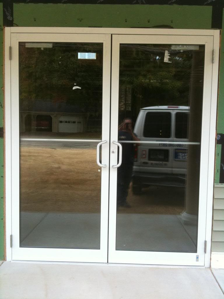 Full View Storm Door