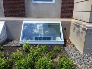 Sub-level Window Well Cover