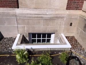 Sub-level Window Well