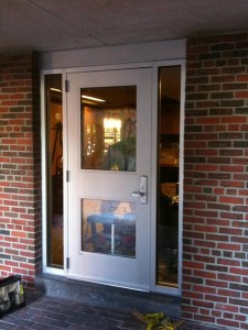 Commercial Entry Door