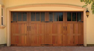 Wayne Dalton Wood Garage Door 7100 Model
